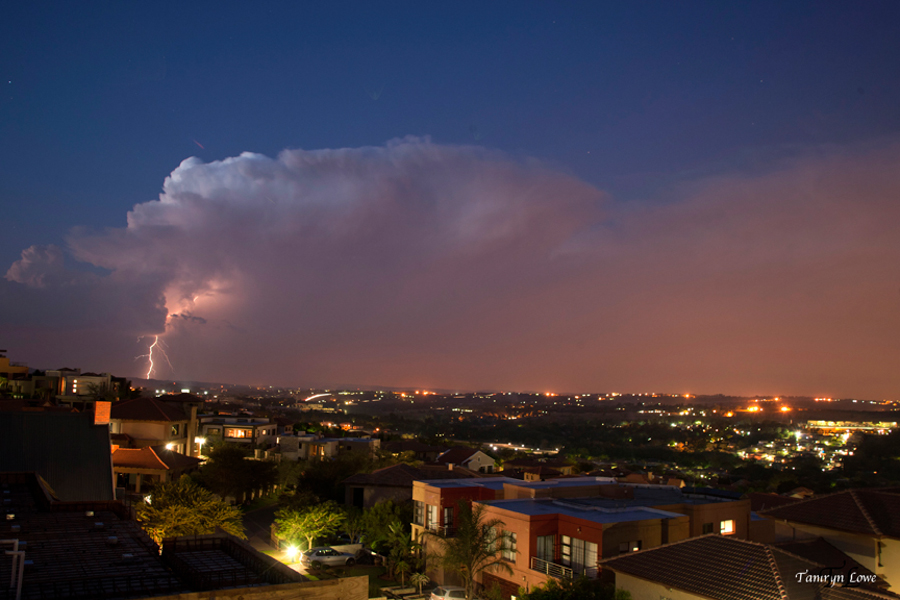 Johannesburg Lightening
