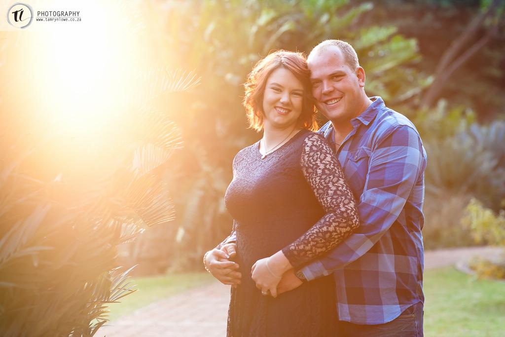 Nicola & Francois Couple Shoot