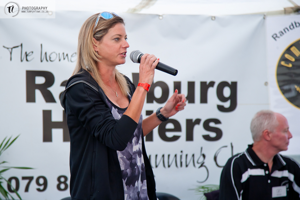 Randburg Harriers Comrades Marathon Prize Giving