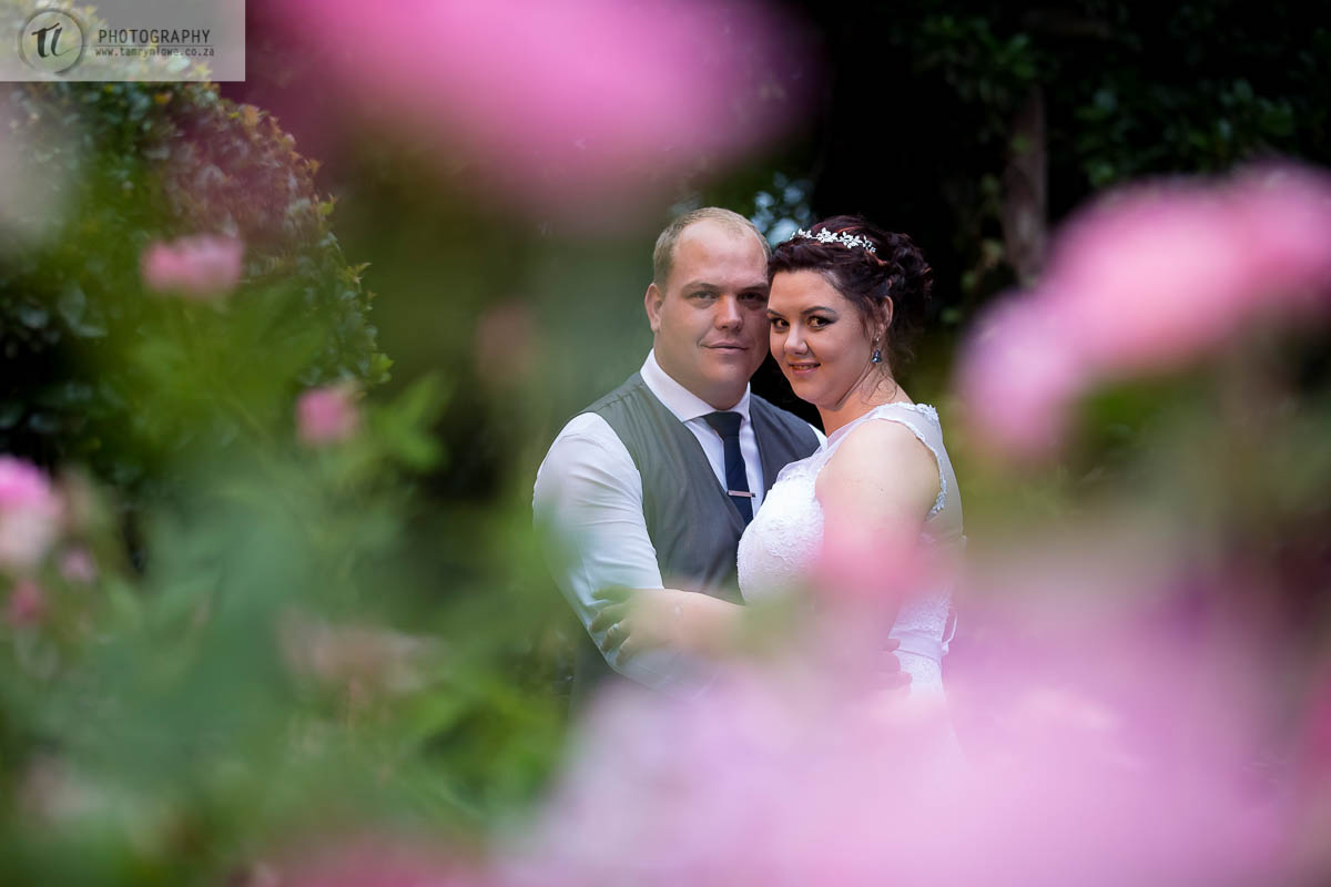 Nicola & Francois Wedding