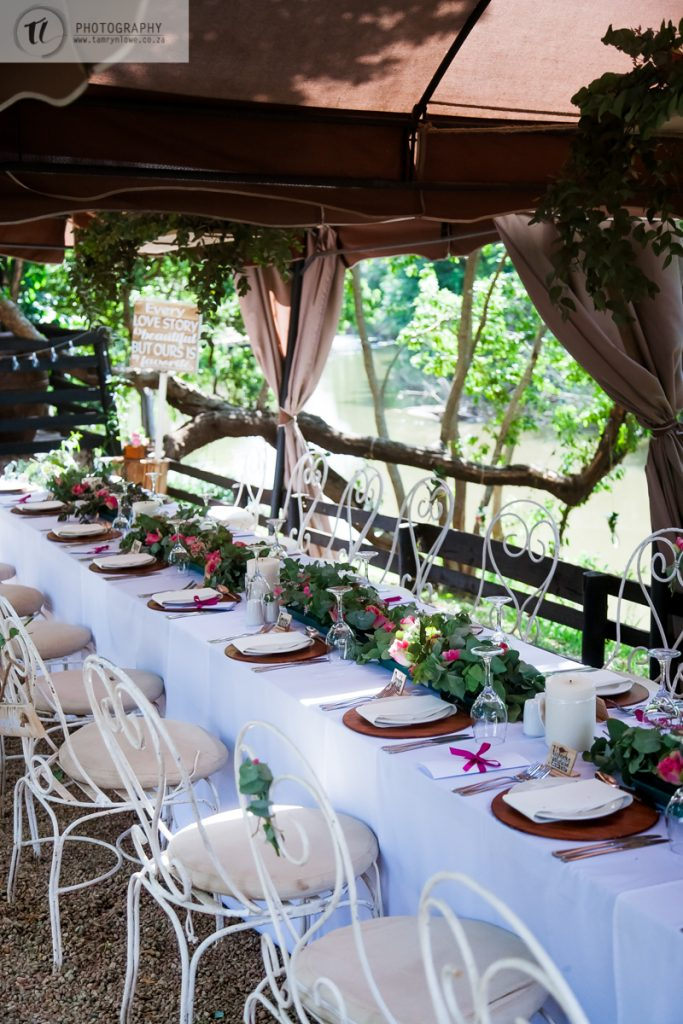 Wedding Ceremony Dinning Decor