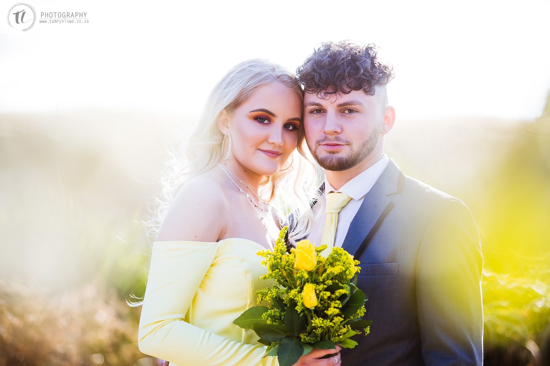 Jordan & Brandon Matric Dance Photoshoot