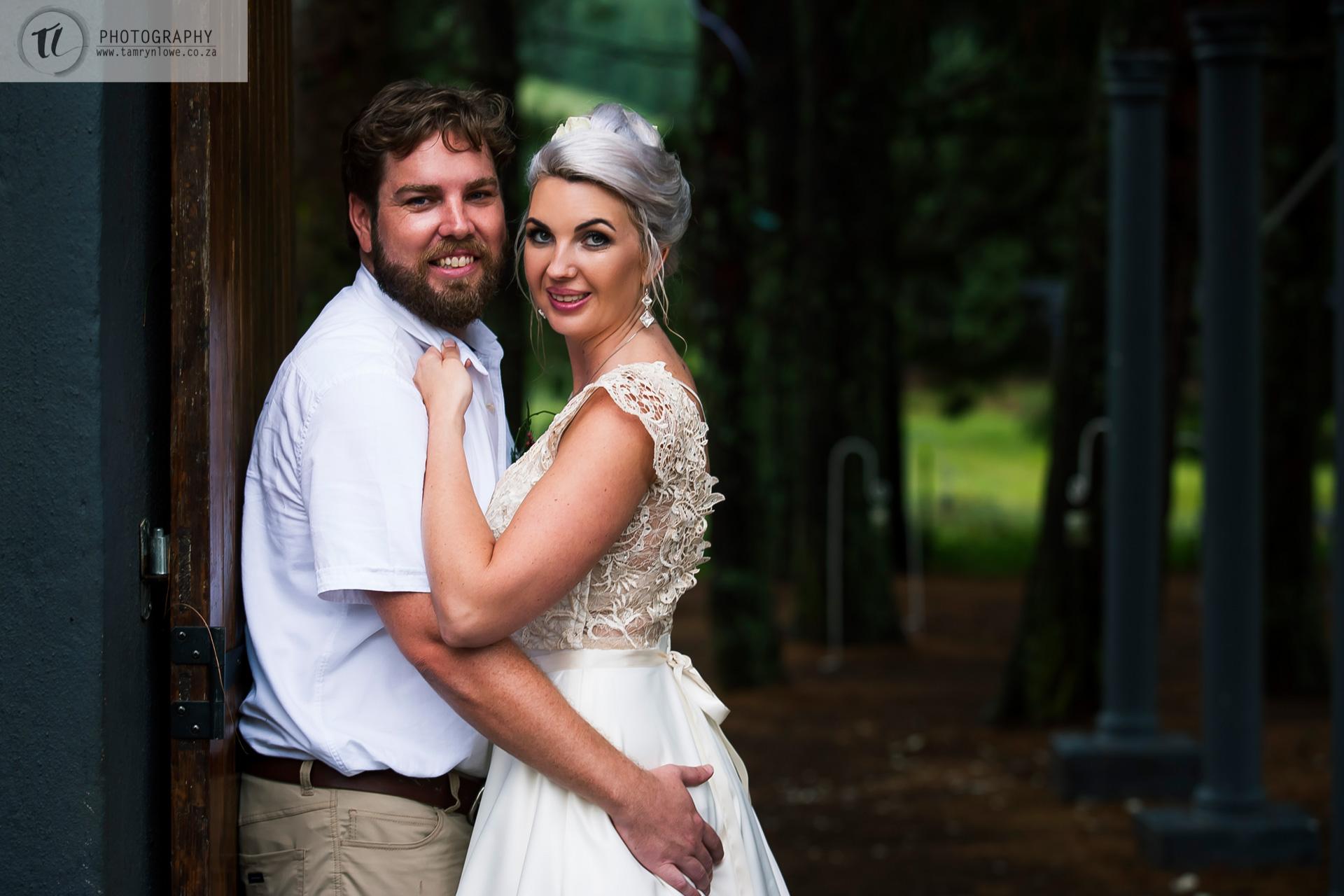 Anthea & Connal Wedding